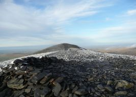 Summit Ridge Skiddaw