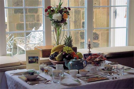 Breakfast at Moorhouse