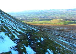 Slopes of Pendle Hill