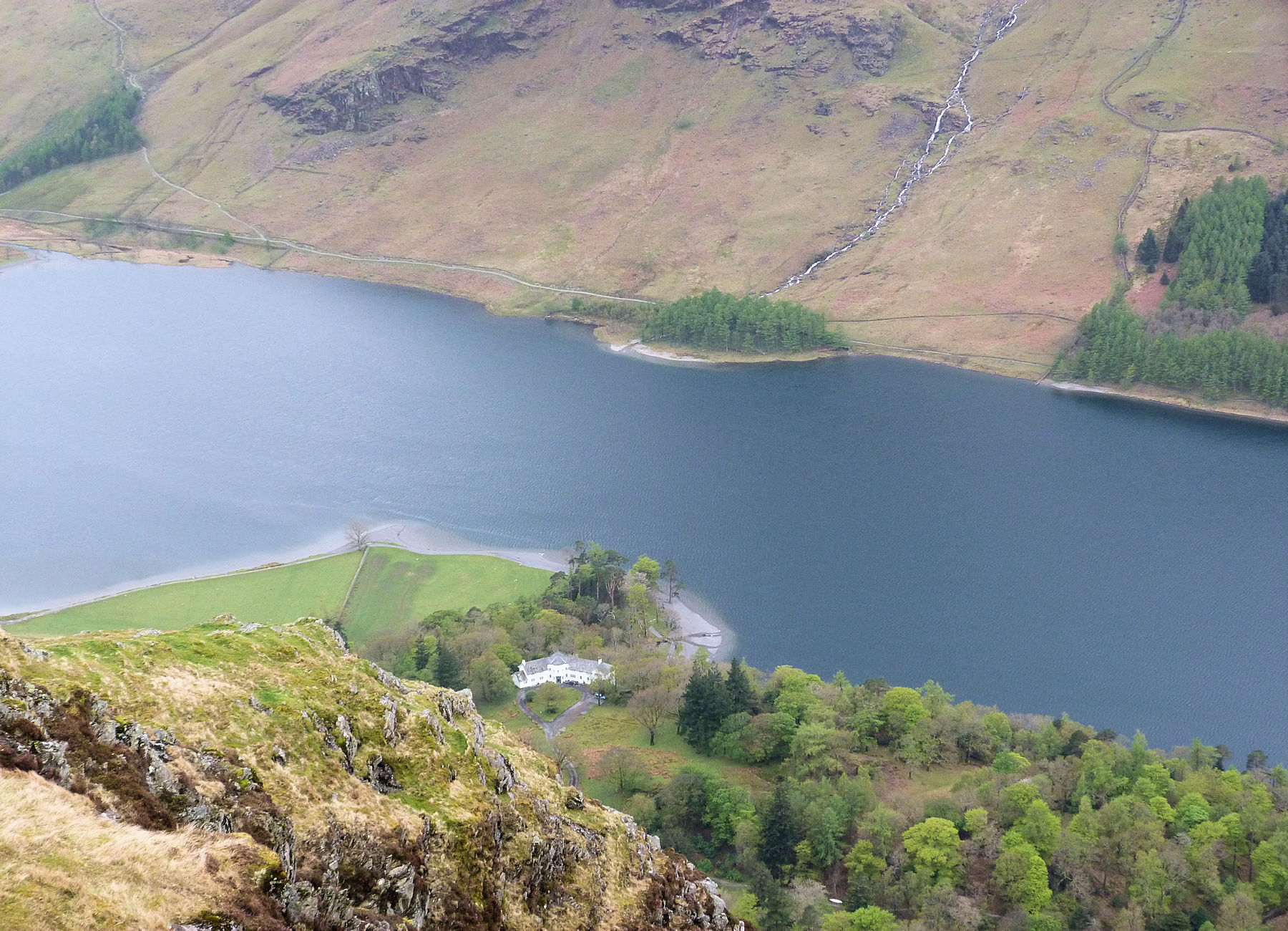 Buttermere from Robinson