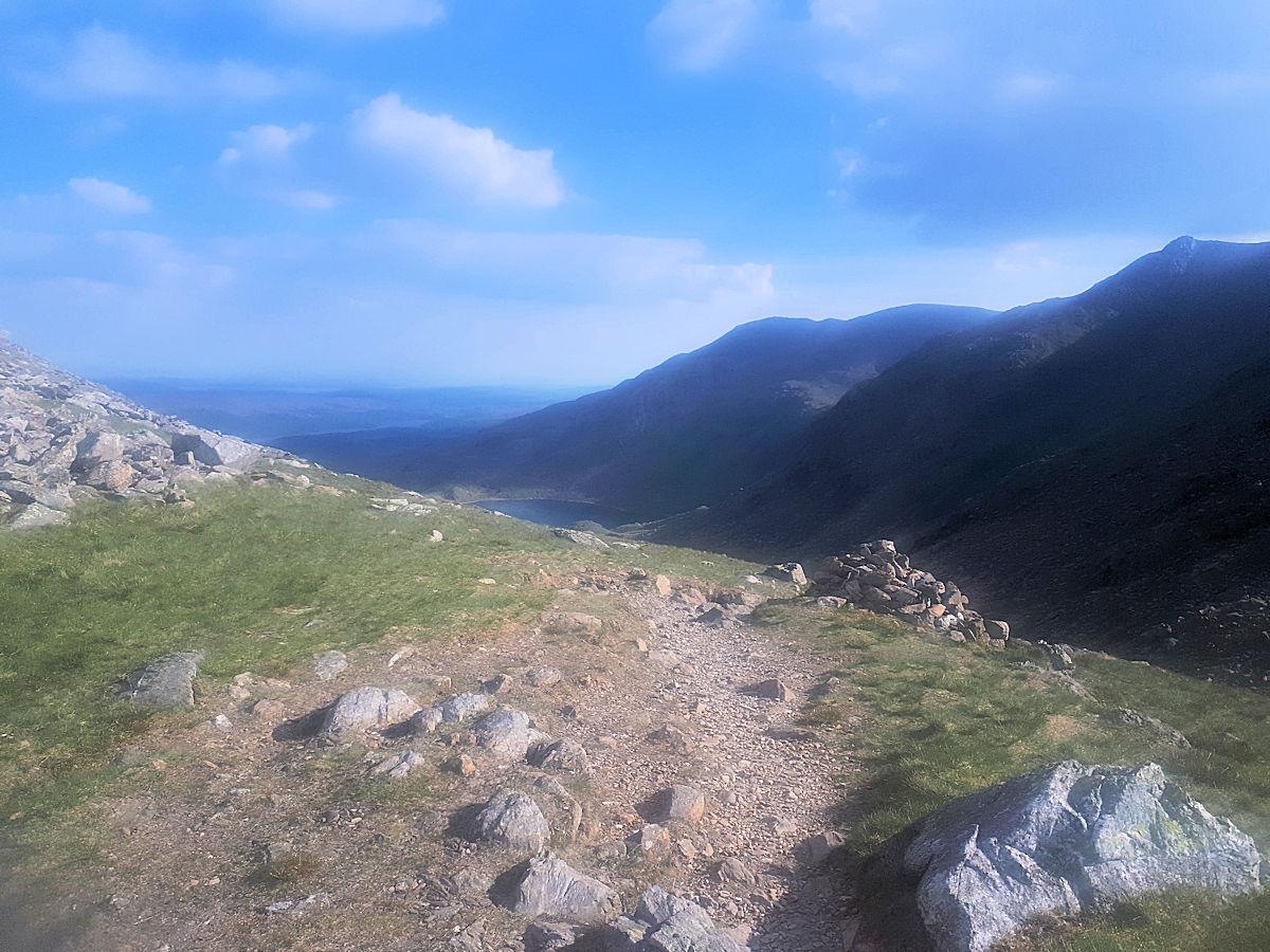 Swirl How summit area