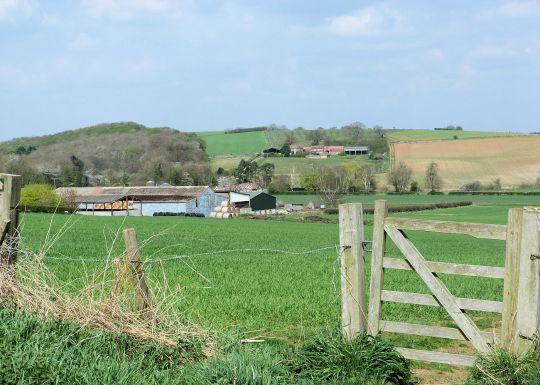 Cotril Farm at Terrington