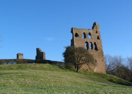 Castle at Sheriff Hutton