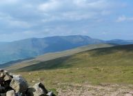 Blencathra from Watsons Dodd
