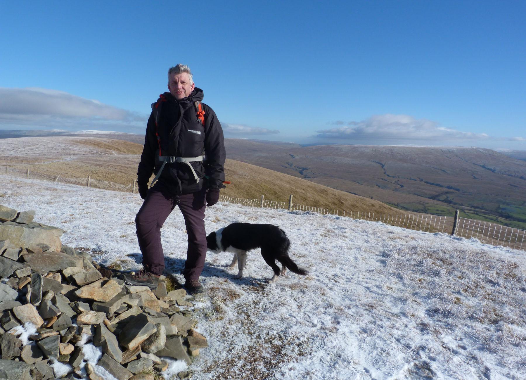 Near summit Calf