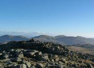Summit Crinkle Crags
