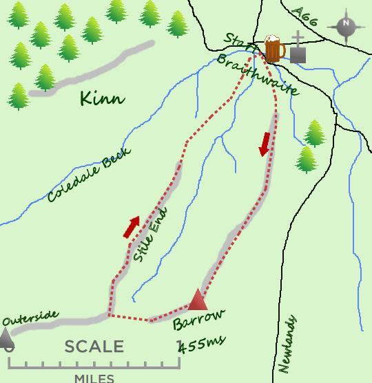 Barrow map
