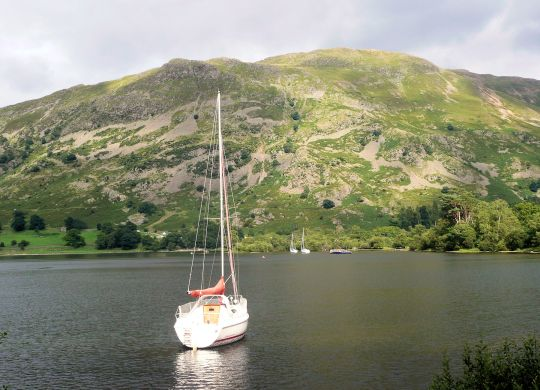 Place Fell from Glenridding