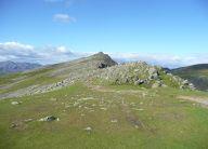 Dow Crag ridge