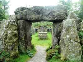 Druids Temple, near Masham