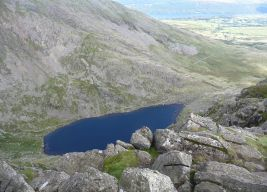 Goats Water from Dow Crag