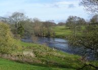 River Ure at Masham