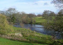 River Ure at Masham