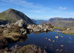 Summit Tarn, Haystacks