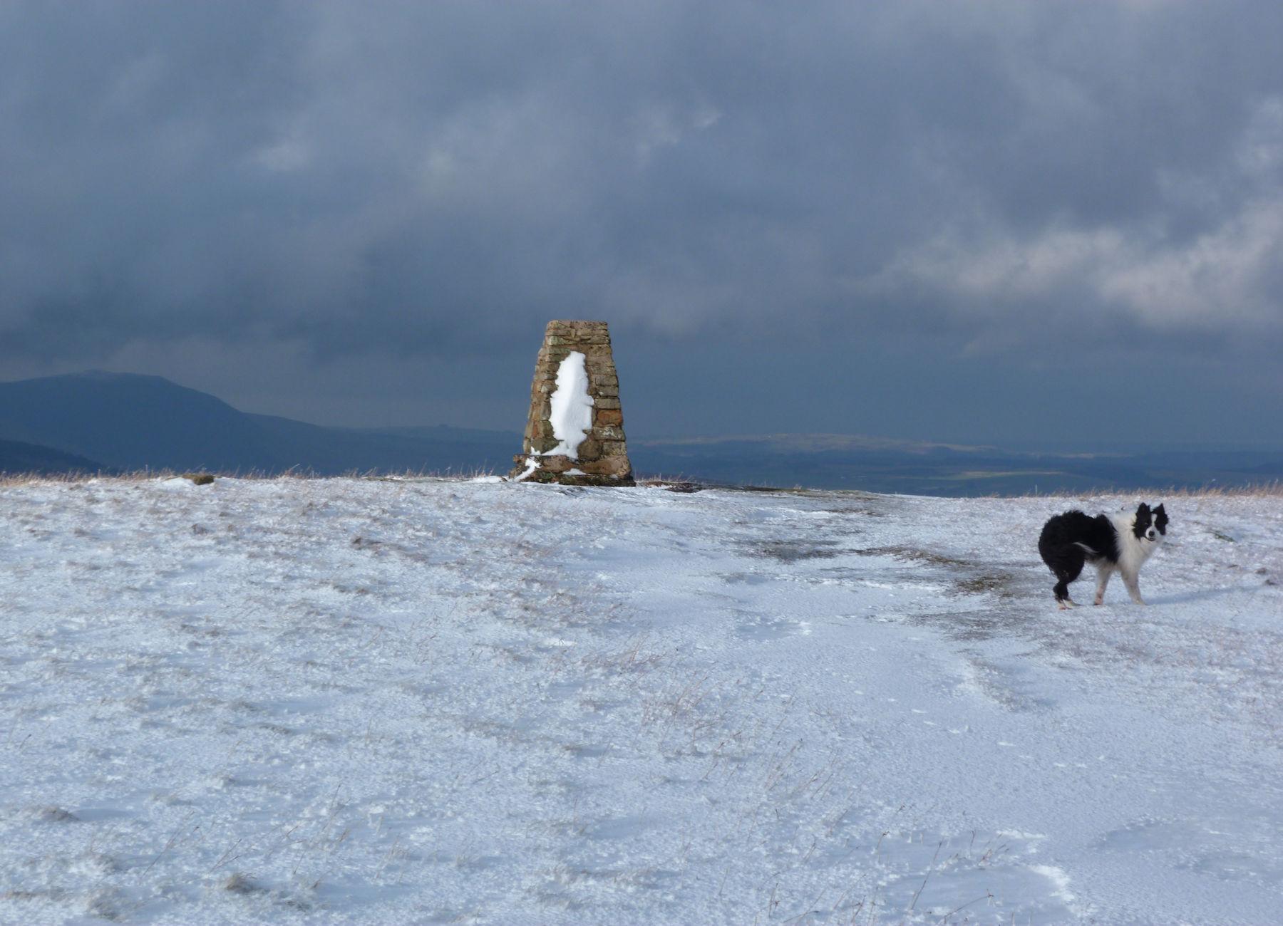 Summit of Loadpot Hill