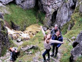 Gordale Gorge