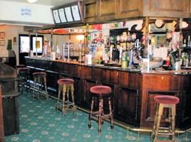Bar at the Boars Head