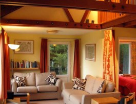 Croft Upper House lounge