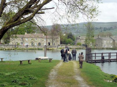 Kilnsey Trout Farm