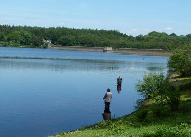 Fewston dam