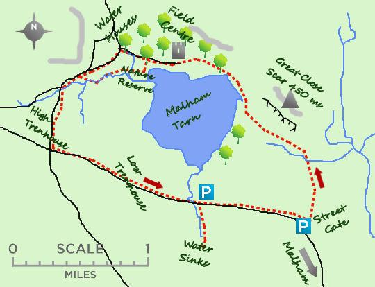 Malham Tarn
