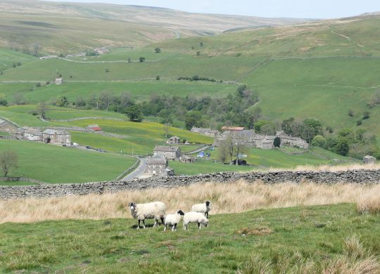 Keld from Kisdon