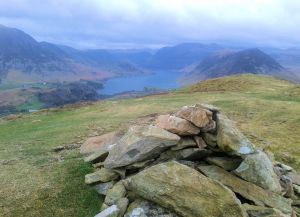 Summit of Low Fell