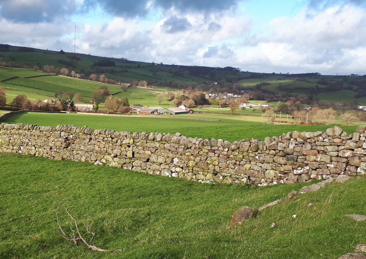 Caldbeck from High Pike