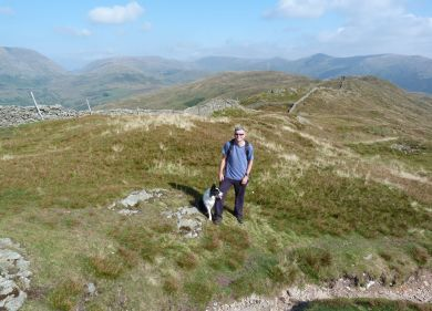 Wansfell Pike to Baystones