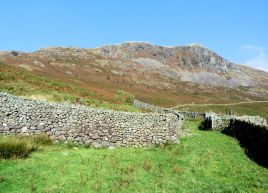 Near Brotherikeld , Eskdale