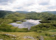 Angle Tarn from Angle Crags