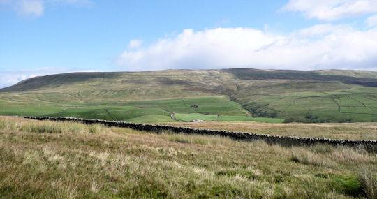 Great Whernside panorama