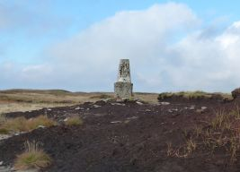 Summit of Darnbrook Fell