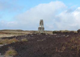 Summit of Darnbrook Fell