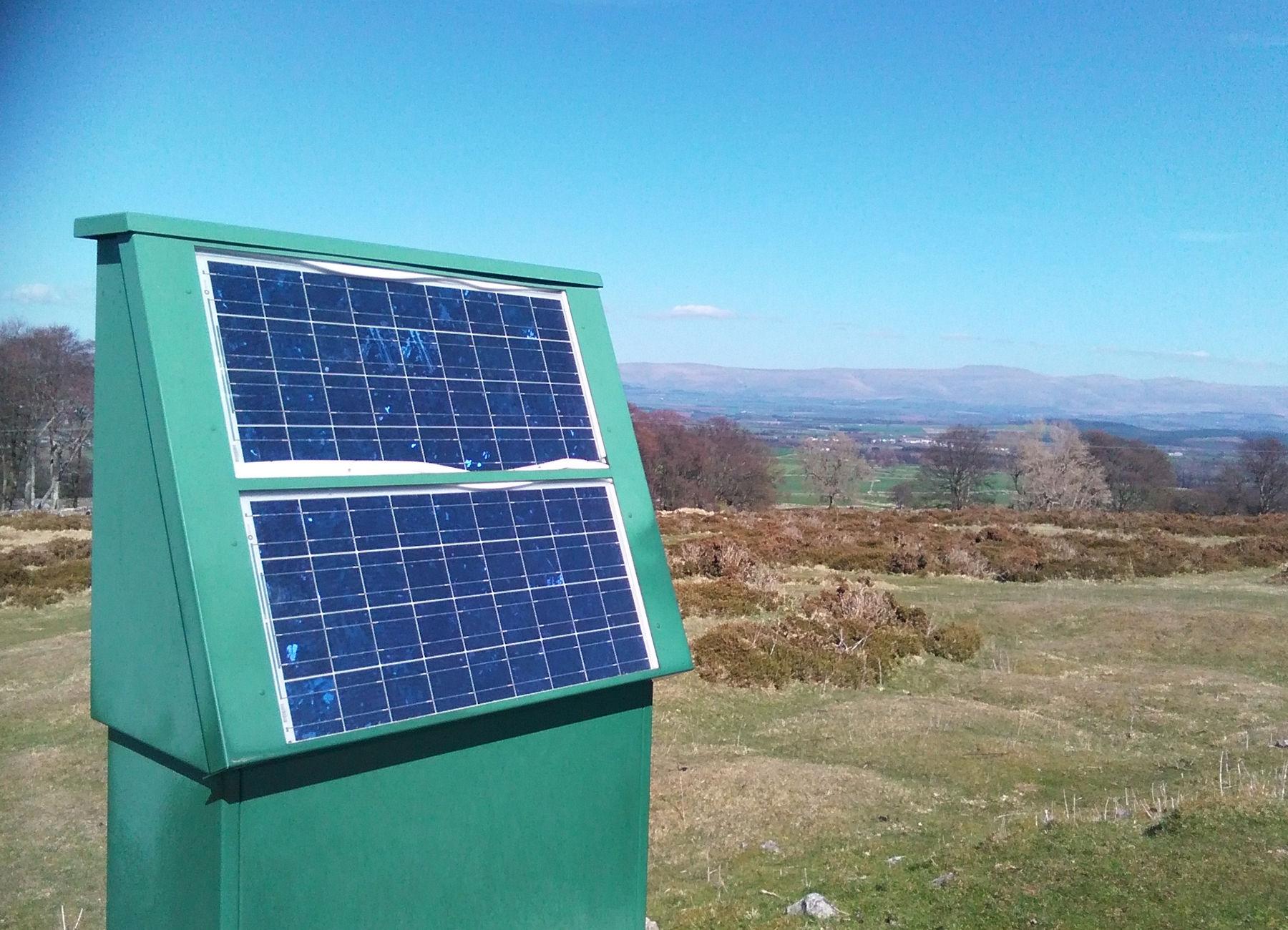 Solar on Askham Fell