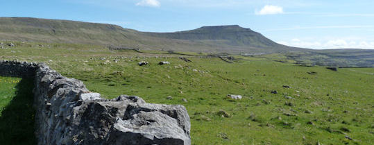 Ingleborough from the Old Hill