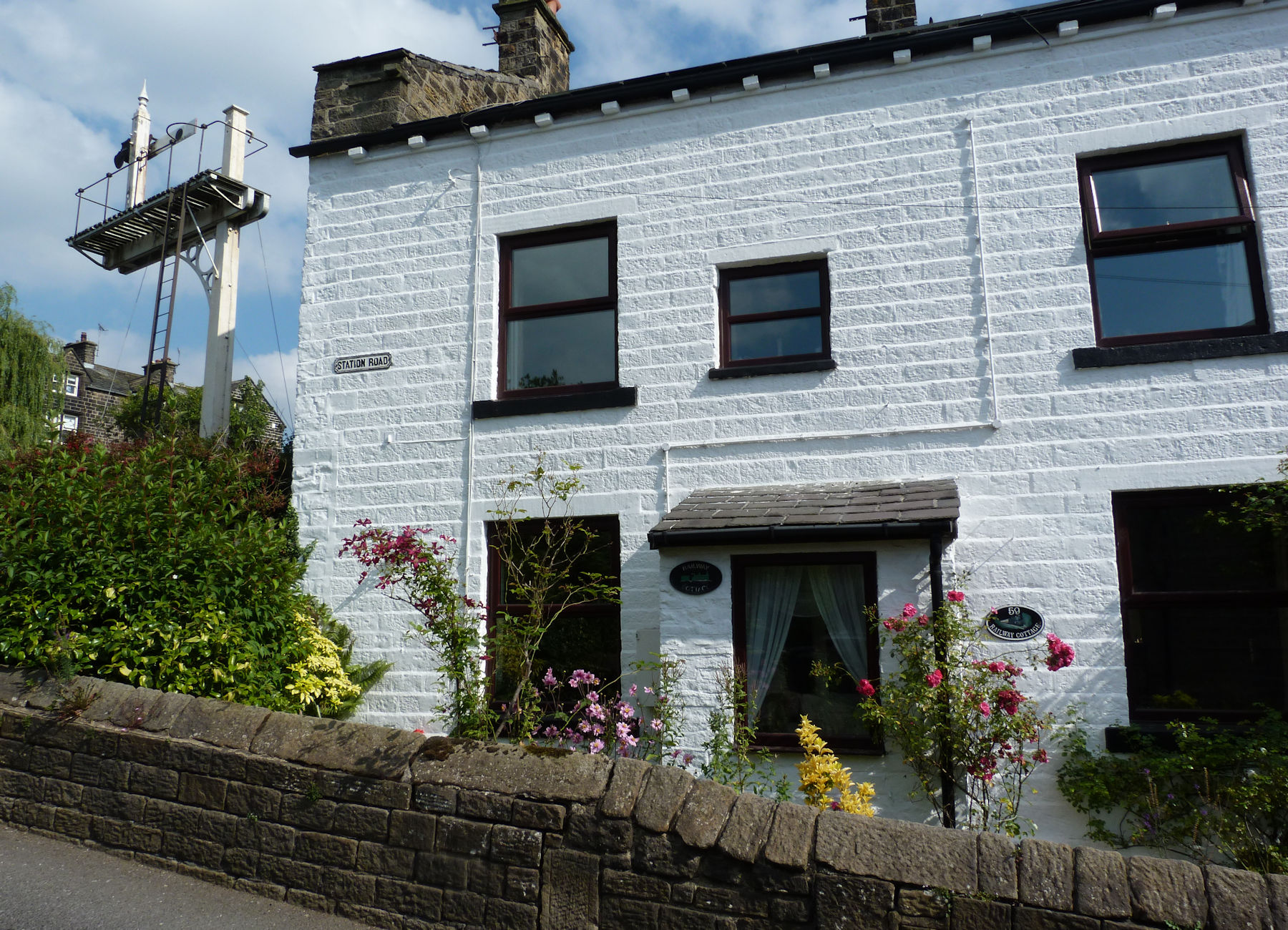 Station Cottage Oakworth
