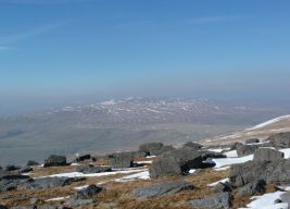 Looking towards Buckden from Great Whernside