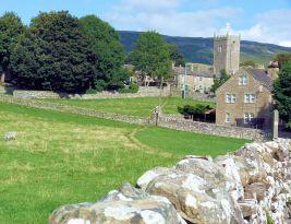 Askrigg village