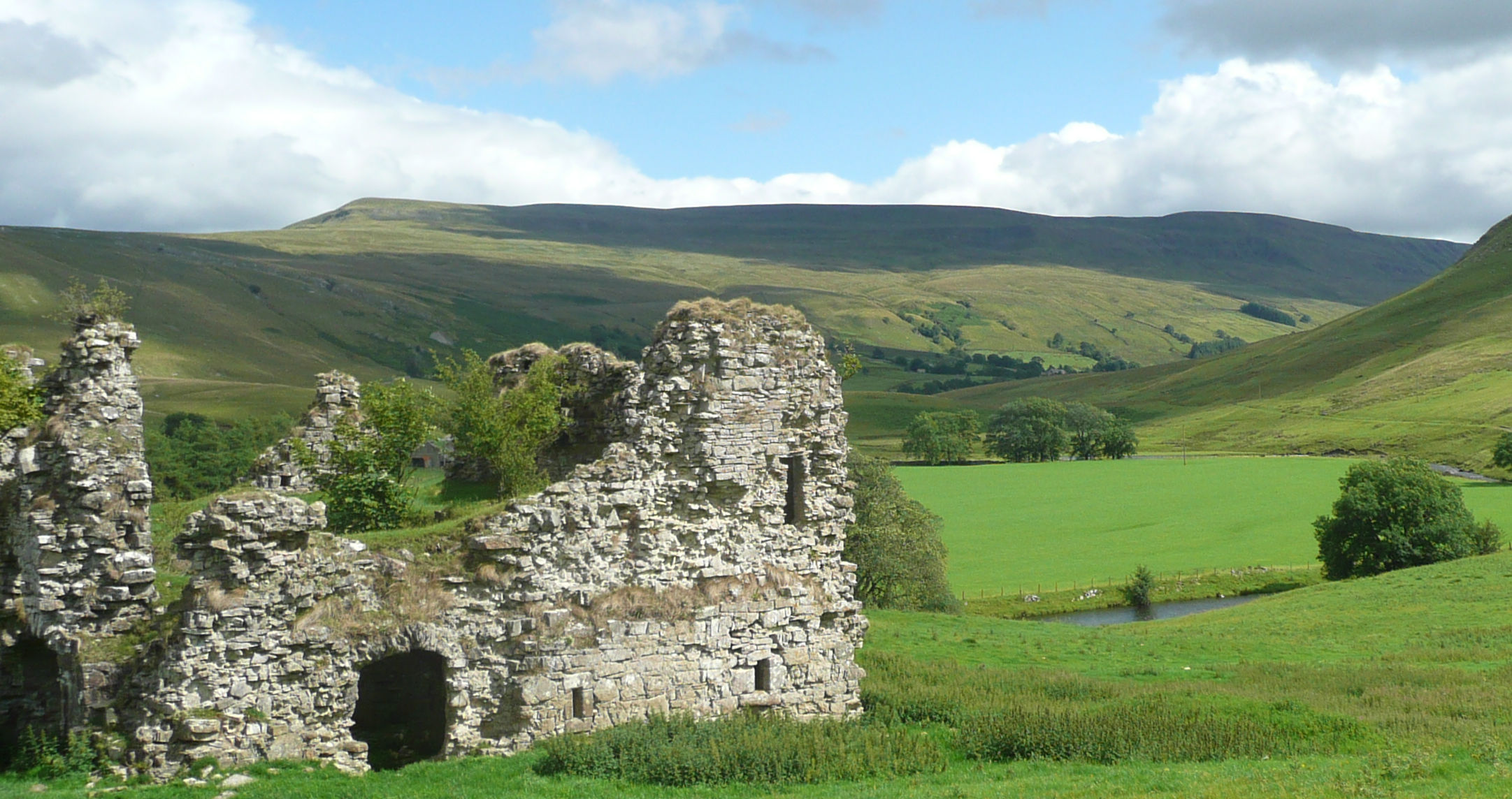 Learning in Mallerstang