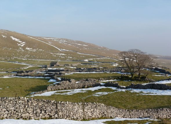 Malham Tarn, Middle Close Farm