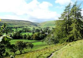 Arncliffe in Littondale