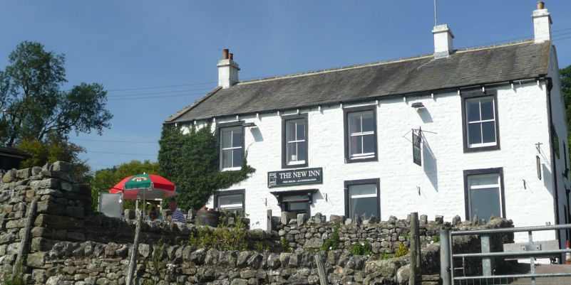 New Inn, Appletreewick