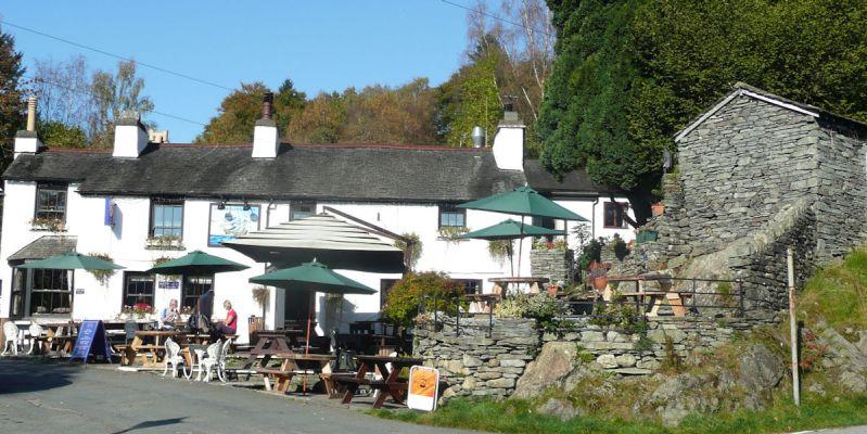 Britannia Inn, Elterwater