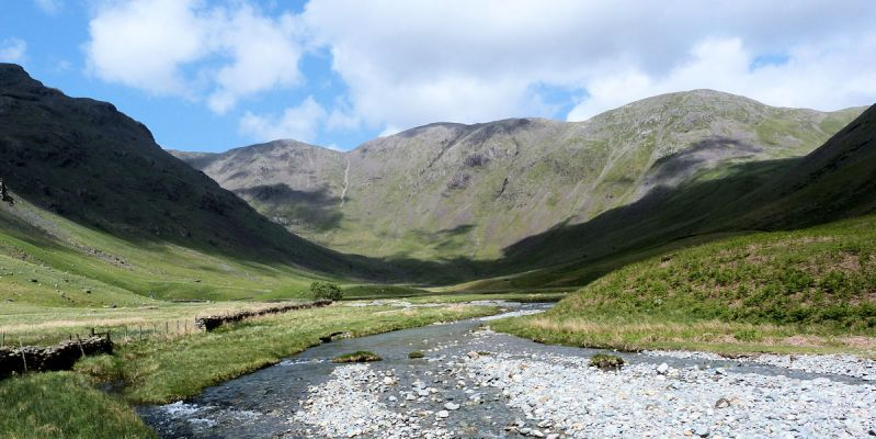 Mosedale near Wasdale Head