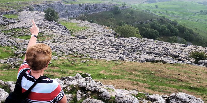 At Malham