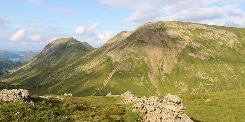Fairfield from Seat Sandal