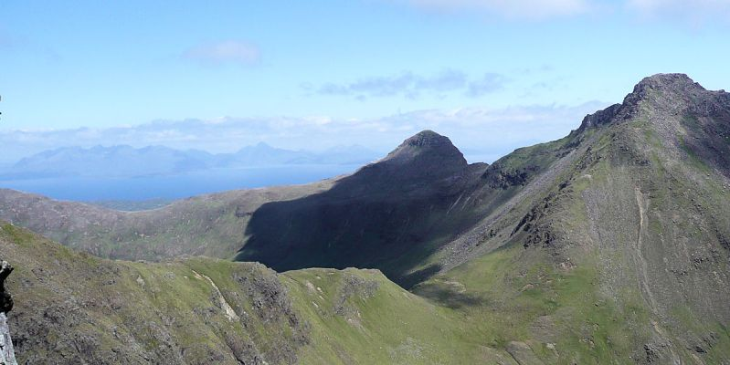The Rhum Cuillin