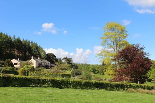 Lovely setting in Borrowdale