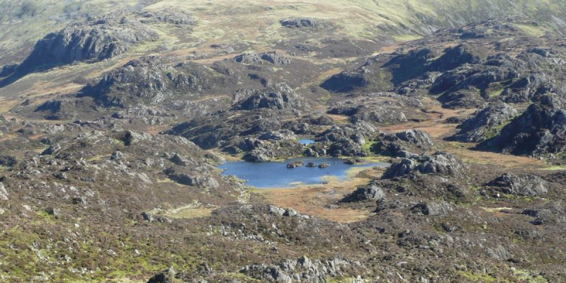 Innominate Tarn, Haystacks